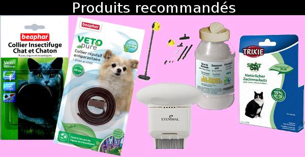 Produits recommandés