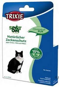 Pipettes répulsives antiparasitaire pour chat - Vetonature